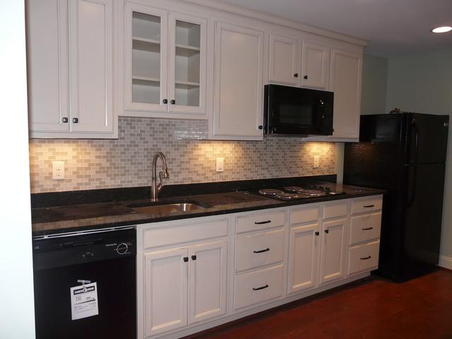 In Law Suite- Basement Kitchen