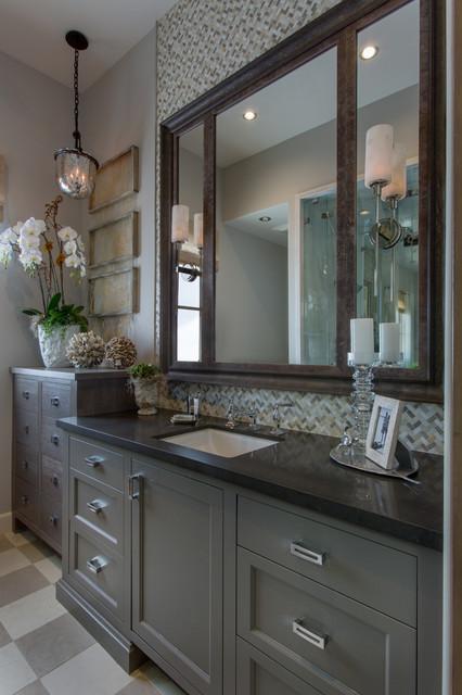 Philharmonic House Of Design Master Bathroom Retreat His