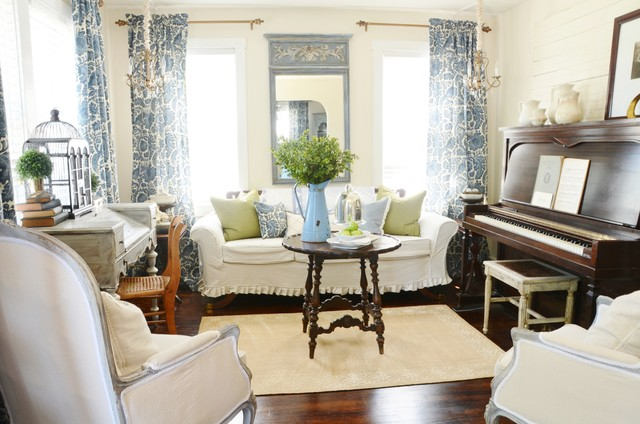 2012 Home Tour eclectic