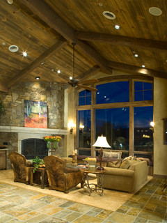 Moffat Way Rustic Living Room Denver By Terra
