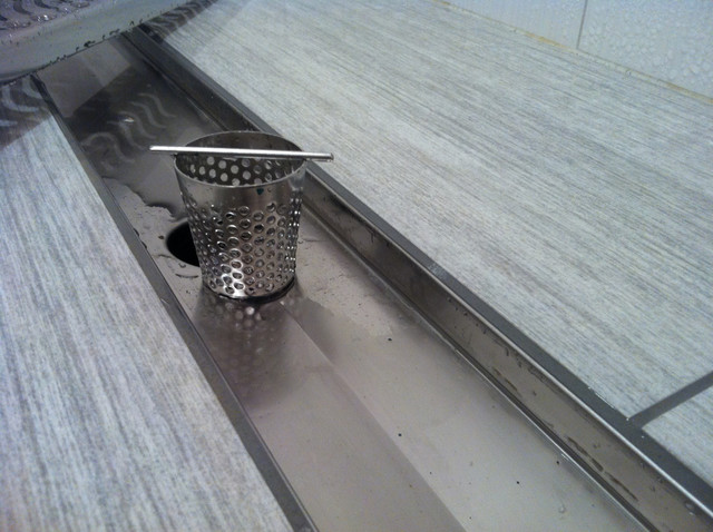 Going Linear The Case For The Linear Shower Drain NTCA