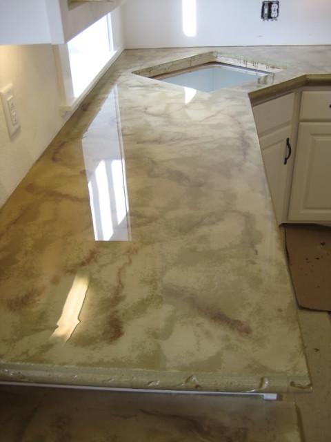 Decorative Epoxy Floor Craftsman Detroit By The