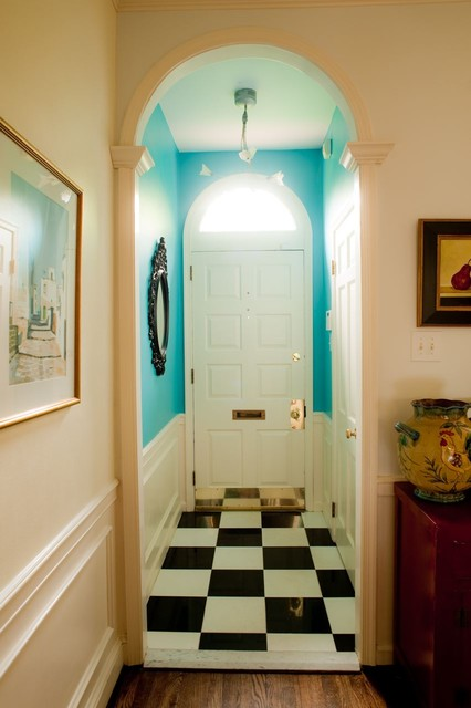 Kelly Nelson Designs eclectic entry