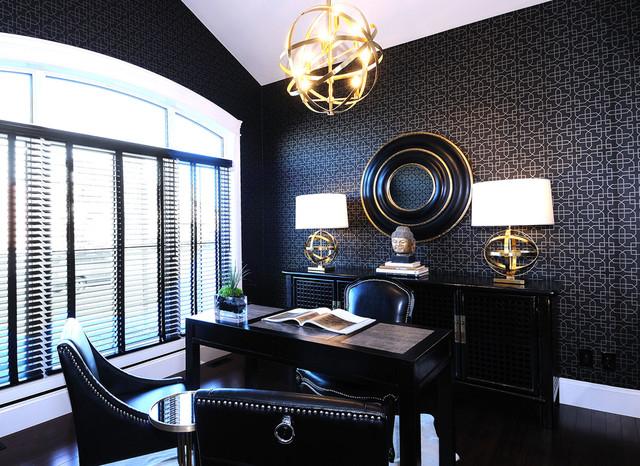 2011 HHL Den contemporary home office