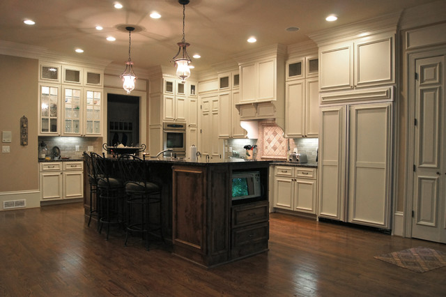Kitchen Cabinets Traditional