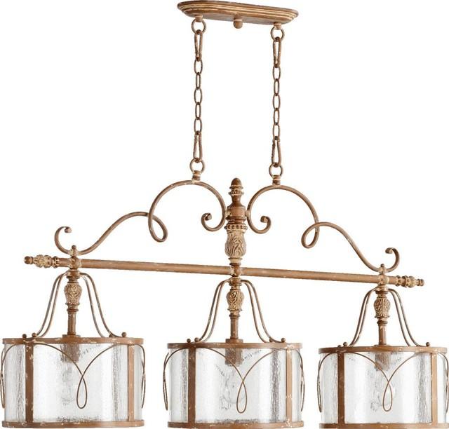 French Fine Art Lamps Island Light