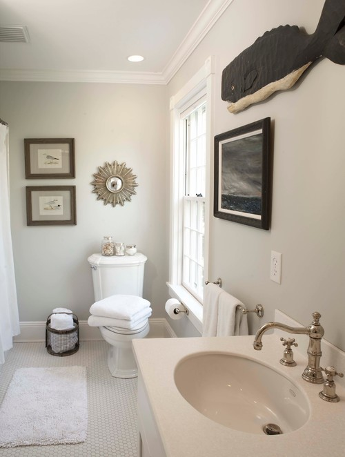 Swell Remodelaholic Tips And Tricks For Choosing Bathroom Paint Home Interior And Landscaping Staixmapetitesourisinfo