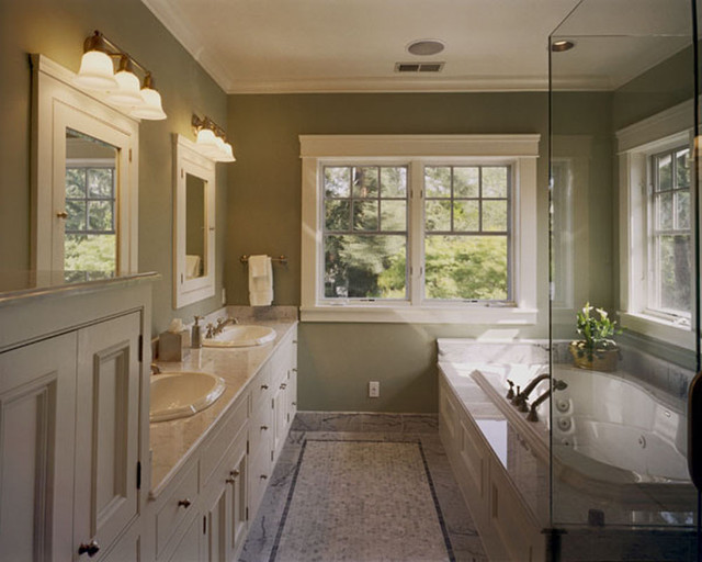 Image Result For Craftsman Style Bathroom Ideas