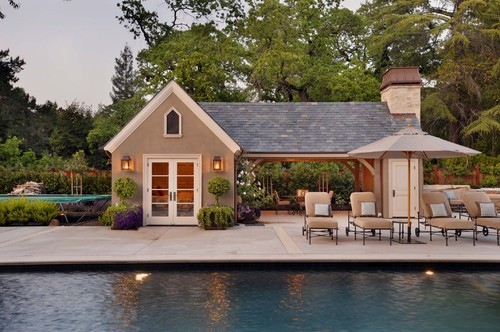 Love This Pool House/cabana