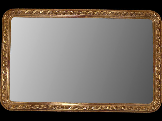 Antique Mirrors/Large French