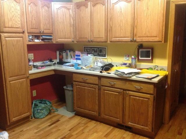 Kitchen Counter Organizer
