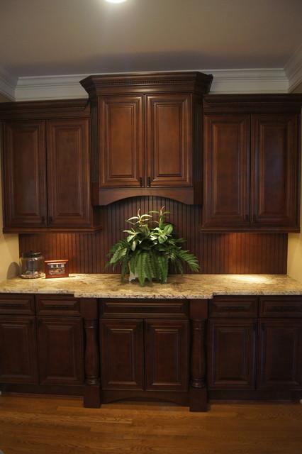 Ccff Kitchen Cabinet Finishes Traditional Atlanta