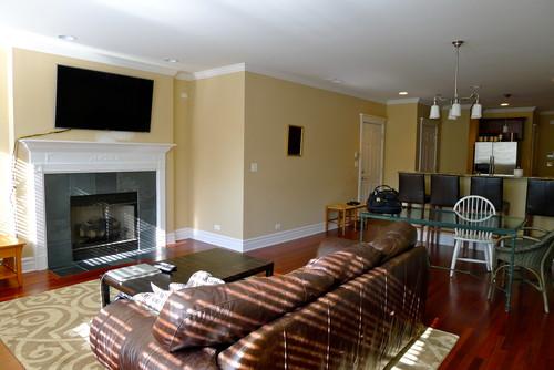 Best Paint Color For Kitchen Living Room Combo Novocom Top