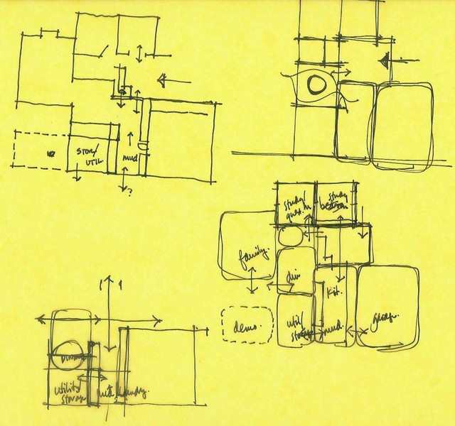 Architect\'s Toolbox: 6 Drawings on the Way to a Dream Home ...