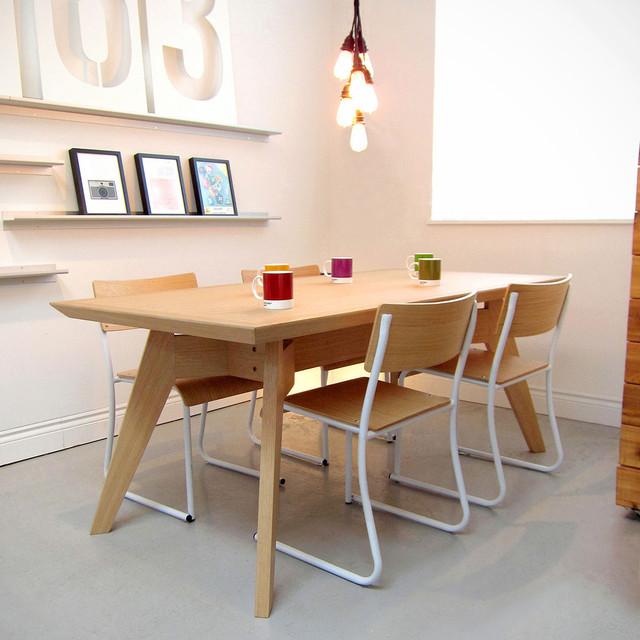 Modern Kitchen Table Design Dining Room