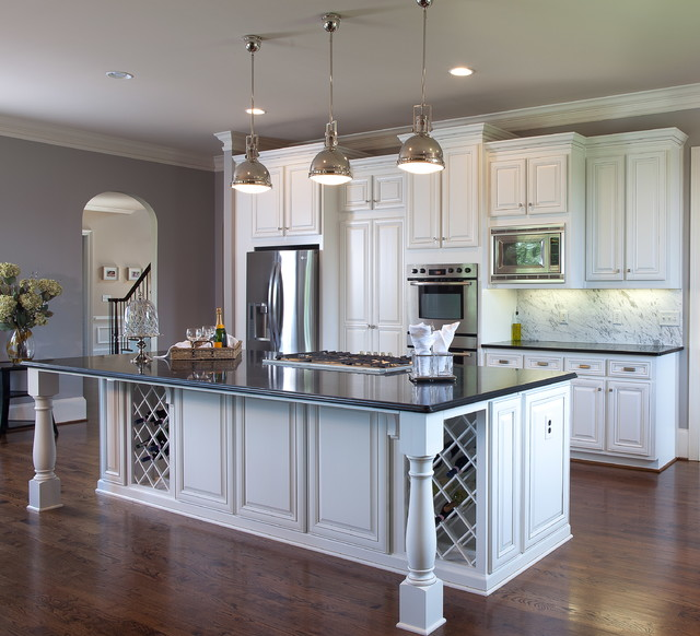 Modern Gourmet Kitchen Traditional Kitchen Other Metro By Beauti Faux Finishes