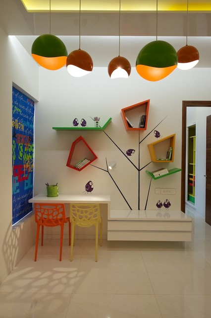 private residence modern kids