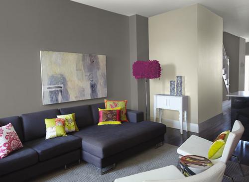 Color Scheme For Living/dining Room W/ Limited Natural Light