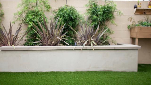 Outdoor Raised Planters