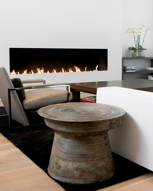 Inviting Warm Cosy The Fireplace The Inspired Nester