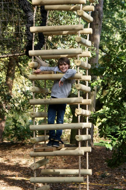 3D Ladders Traditional Kids London By Treehouse