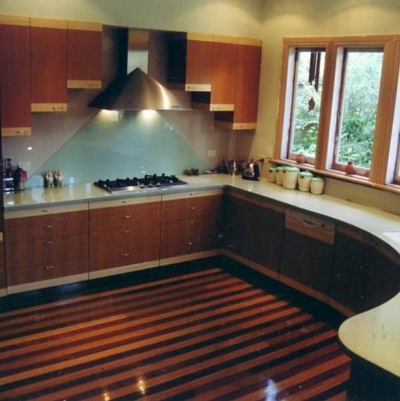 Art Deco Renovations Modern Kitchen Sydney By POCP Architects