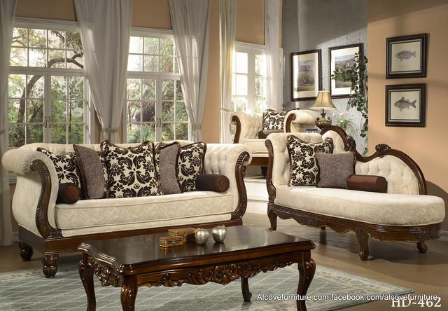 Traditional Sofa Sets/Living Room Sets