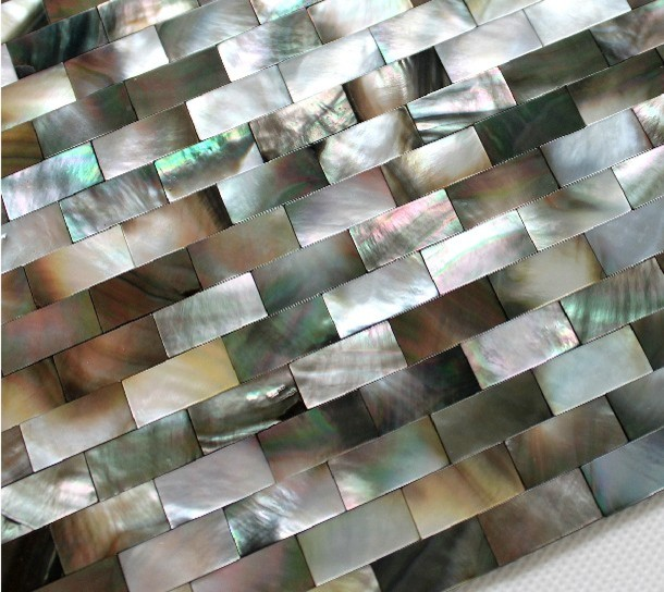 Mother Of Pearl Mosaic Modern Wall And Floor Tile