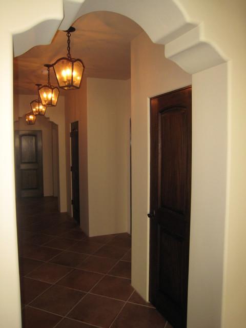 Hall Arch