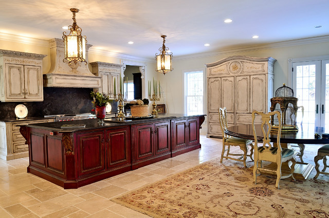 Fabulous Kitchens Traditional Kitchen Other Metro By Apex Custom Homes