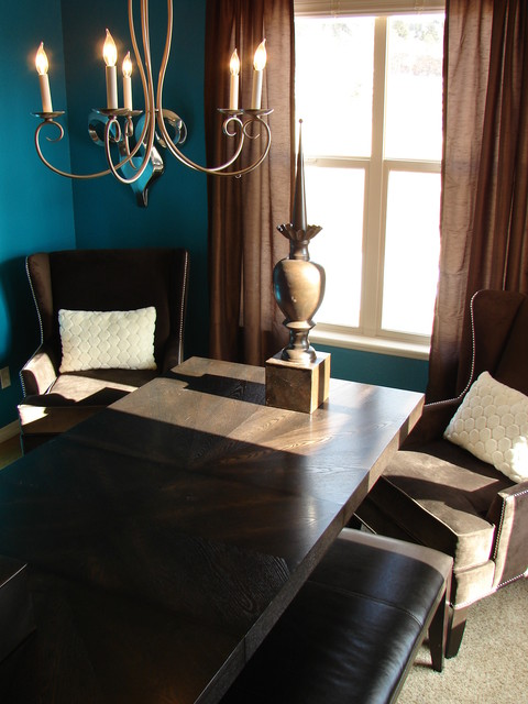 Eclectic Dining Room Decorating Ideas