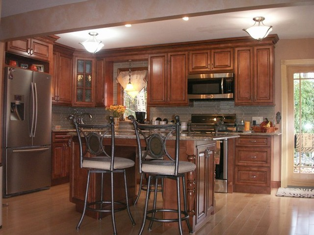 Kitchen Cabinets Sienna Rope Door Style Cabinet Kings
