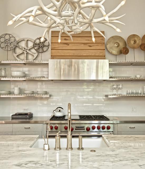 Bucktown Renovation contemporary kitchen