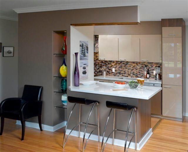 Vancouver Urban Kitchen Modern