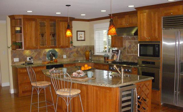 Abode Mimi Robinton Traditional Kitchen San Francisco