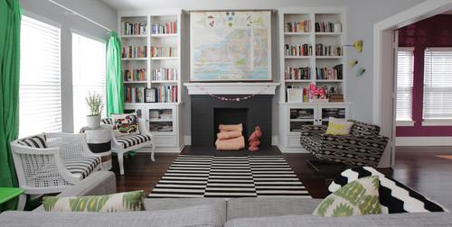 Hot Fireplace Design Ideas