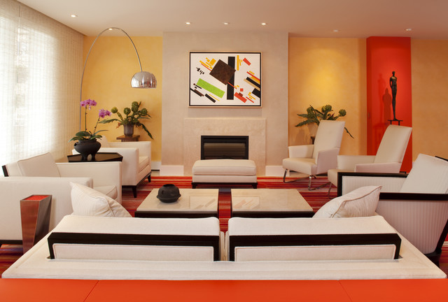 trendy living room colors Centerfieldbarcom