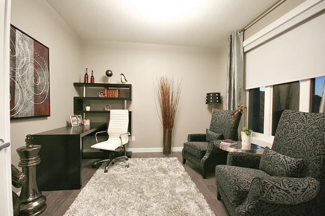 Cameron Model Show Home Contemporary Home Office