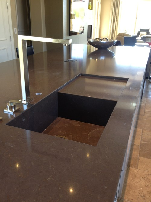 Is The Countertop Silestone Merope