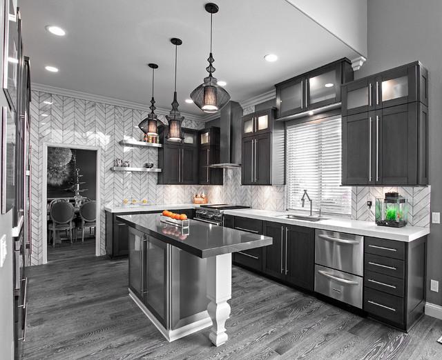Contemporary Kitchen In Mission Viejo Contemporary
