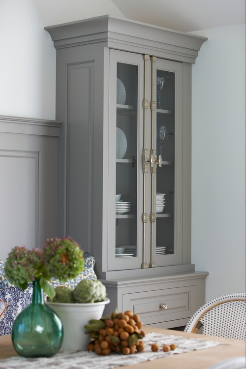 Galveston Gray cabinets