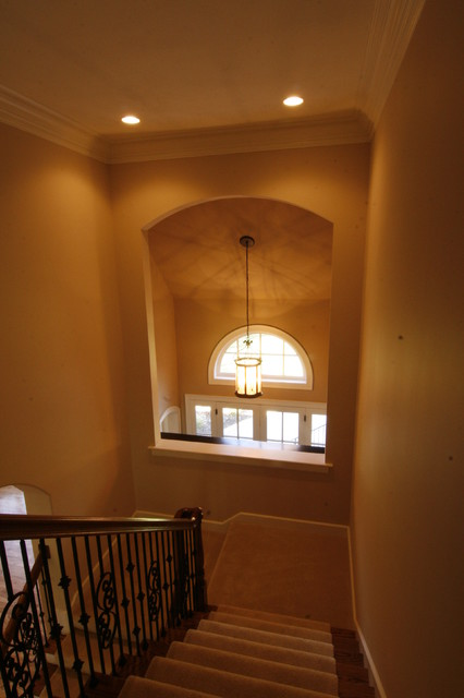 Stair Niche Traditional Staircase Other Metro By