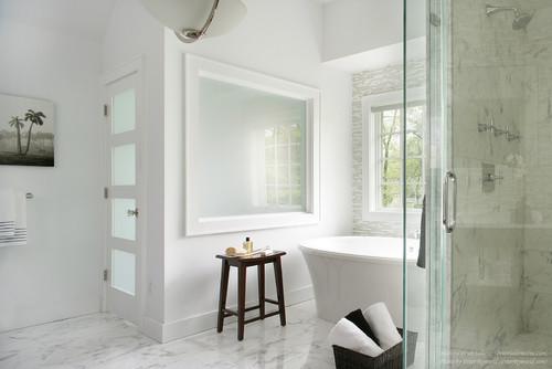 Transitional Bathroom By Wyckoff Kitchen U0026 Bath Designers Peter Salerno Inc