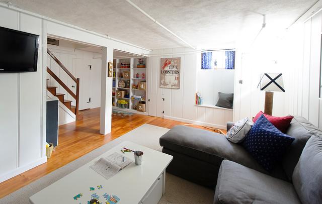 Family Room Decor Houzz