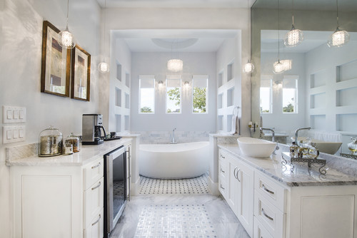 4 Elements That Every Master Bathroom Needs Home Tips