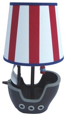 Circo Pirate Striped Table Lamp Eclectic Kids Lamps By Target