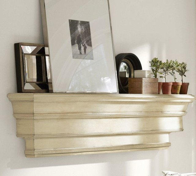 Decorative Wall Ledges Espresso