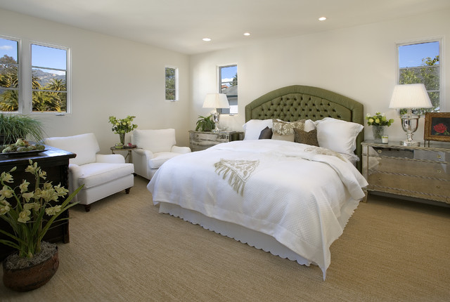 mediterranean bedroom by ON Design Architects