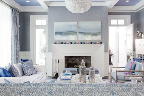 The Best Color For A Restful Relaxing Room Is Cool Blue Photos Part 46