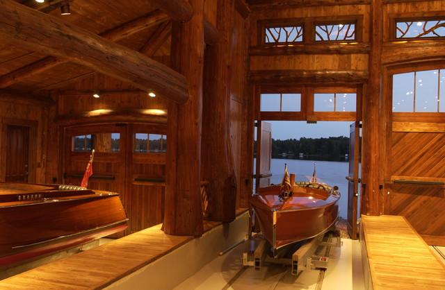 Boat Garage Traditional Minneapolis By Marie Meko